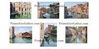 6 scorci veneziani