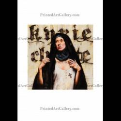Nun of dark order